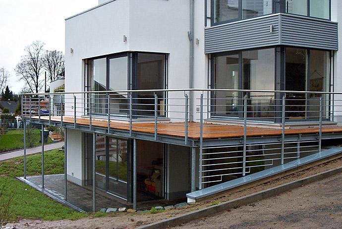Garten Geländer mit genial design für ihr wohnideen