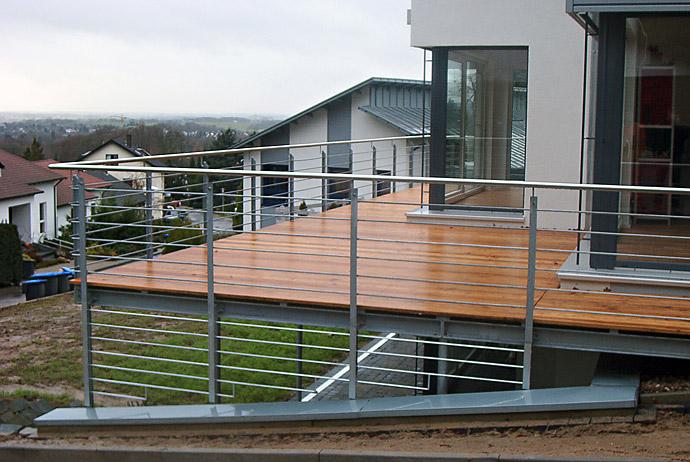 Garten Geländer mit perfekt design für ihr haus ideen
